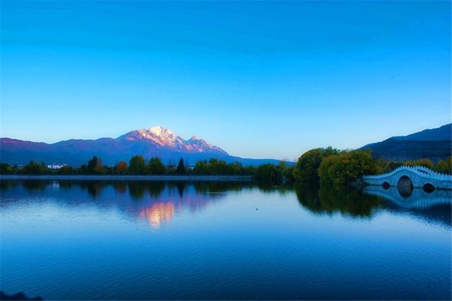 你喜欢的样子丽江都有丨高原湖泊篇
