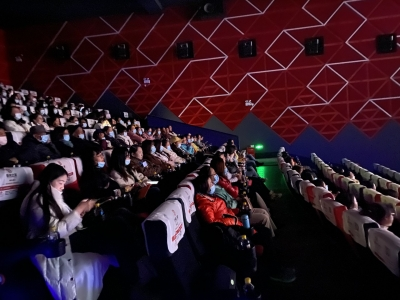 3·8特辑 巾帼聚力 践行初心 丽江市文旅系统开展主题观影活动