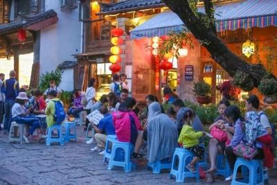 吃货在丽江,推荐游客必吃美食的好地方——云雪丽