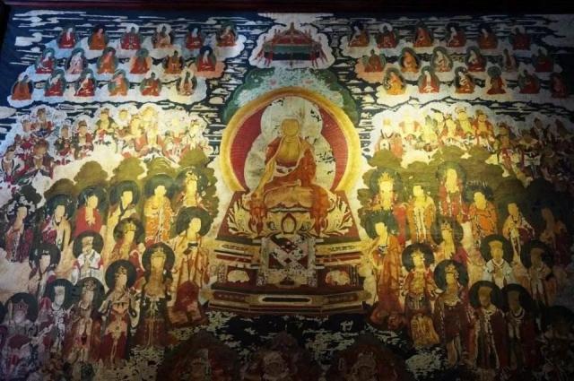预告 | 国家艺术基金项目《白沙壁画临摹精品展》全国巡展走进桂林
