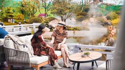从今以后多了一个来丽江的理由!丽江晶玺希尔顿酒店开业