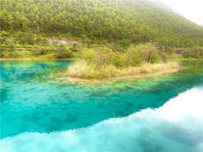 旅游攻略丨丽江蓝月谷,一场关乎蓝色的梦之旅!