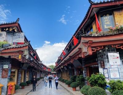 国庆黄金周:丽江旅游加速回暖