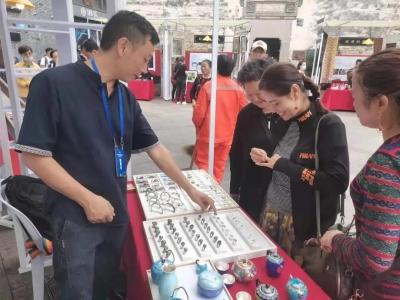 丽江非遗精彩亮相第五届中国非物质文化遗产传统技艺大展