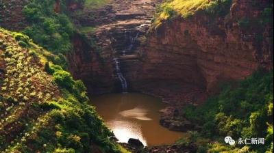 奇险、风光秀丽的永仁虎跳滩大峡谷