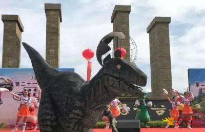 【线路推荐】恐龙文化旅游节畅游禄丰!看恐龙、游古镇、品美食……