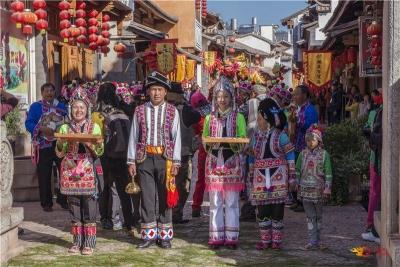 姚安光禄古镇研学旅游,带你穿越历史长廊,体验古镇文化!