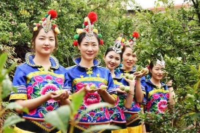 元谋县新华乡华丰村正式认定为云南省旅游扶贫示范村