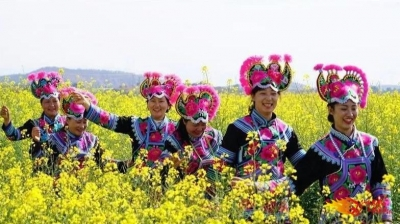 """云南永仁:""""城乡百姓剧场""""释放出公共文艺的""""阳光"""""""