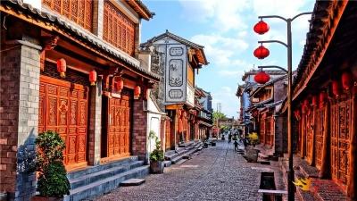 【楚雄乡村游】走进姚安县光禄镇西关村,寻找岁月沉淀的味道!