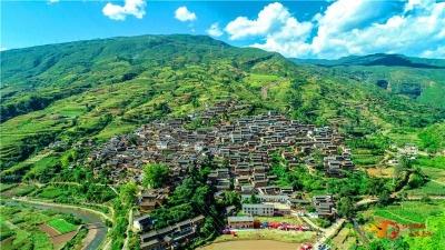 【楚雄乡村游】永仁这个风景如画的乡村,藏着我们向往的田园生活!