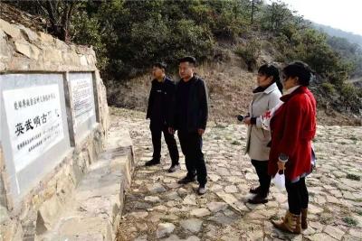 """南华县文化和旅游局""""四强化"""" 扎实推进文物安全工作"""