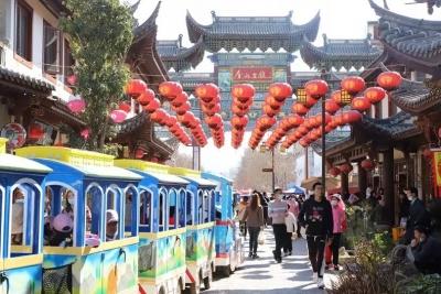 禄丰春节黄金周旅游市场逆势上扬
