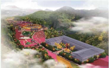 【招商合作】武定喜鹊窝康养旅游度假区建设项目