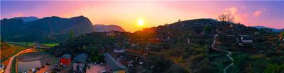 邂逅永仁外普拉村,领略千年古村落独特风情